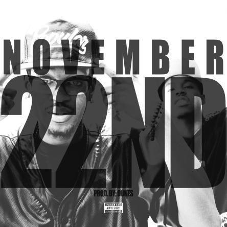 November 22nd Cover Art